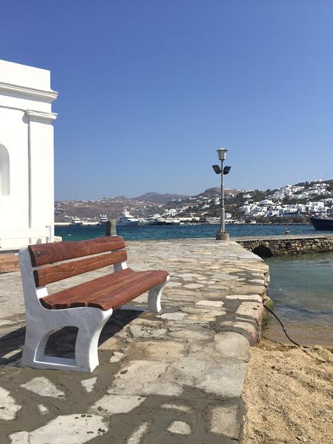 Participation with Minas in Mykonos