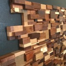 Wooden Interior Wall Claddings